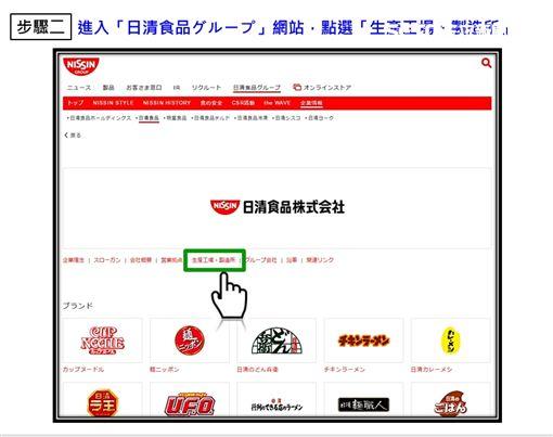 日本核災食品有「暗號」?遭食藥署駁斥(圖/食藥署提供)
