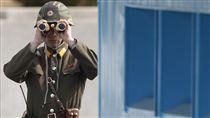 北韓、士兵、戰爭、南北韓、金正恩、攻擊、威脅(圖/路透社/達志影像)