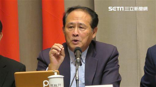 農委會主委曹啟鴻。記者盧素梅攝