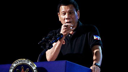 菲律賓總統杜特蒂_路透