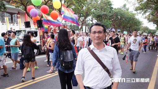 同志,遊行,婚姻平權,同志大遊行,鄭運鵬/林敬旻攝