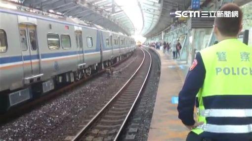 台鐵撞死人