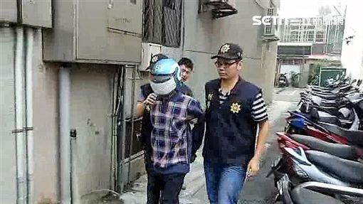 嫌犯陳金標持鐵撬打傷江蕙胞弟逃逸,警方透過DNA逮人,但他堅稱不認識江蕙及家人(翻攝畫面)