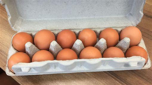 雞蛋、合裝蛋、土雞蛋(圖/中央社)