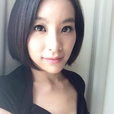 容嘉大姊Nina,圖/臉書中日文活動主持人劉佳怜 Nina