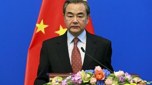 中國外交部長王毅_中國外交部網站