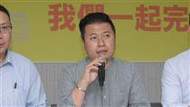 民進黨發言人張志豪 圖/記者林敬旻攝