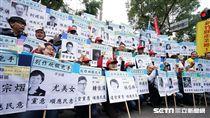 工鬥,抗議,七天假,一例一休,林淑芬 圖/記者林敬旻攝