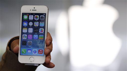 iPhone、蘋果(圖/路透社/達志影像)