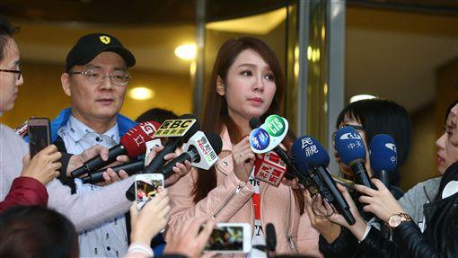 海倫清桃開記者會 圖/記者邱榮吉攝影