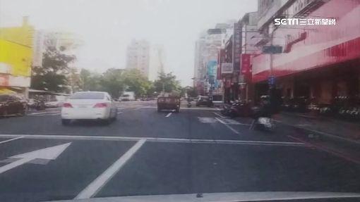 拒付3千元車禍鑑定費 女摸黑路丈量