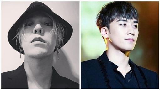 G-Dragon,GD,勝利,圖/IG