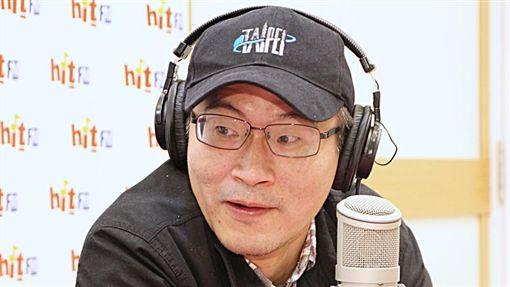 台北市議員梁文傑 圖/Hit Fm提供