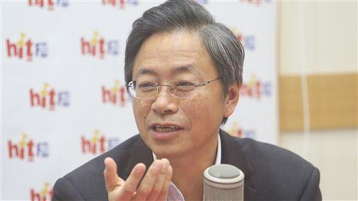張善政接受電台專訪/中央社