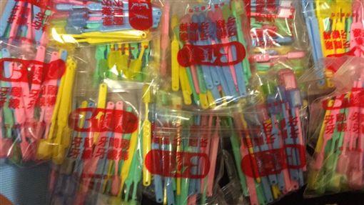 網友買了288隻牙刷。(圖/翻攝自PTT)