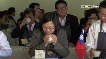 總統喝咖啡0600