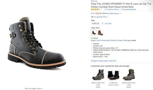 納粹,鞋底,鞋印 圖/翻攝自網路