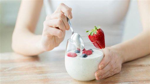 草莓優格 圖/達志影像