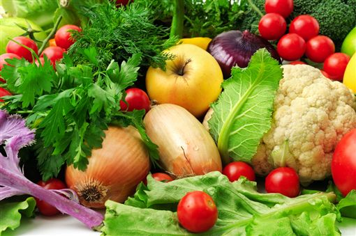 海帶,花椰菜,雜糧,鮭魚,罐頭,小麥粒,疲勞,血脂,Omega-3,細胞血壓,健康,飲食 圖/路透社/達志影像