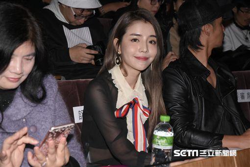 中信兄弟啦啦隊 passion sisters 4.0徵選 藝人李毓芬擔任評審 圖/記者林敬旻攝影