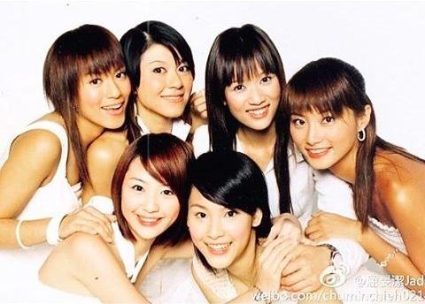 好懷念!「七朵花」情人節前夕合體 陳喬恩暖送姊妹禮。資料來源:賴薇如IG