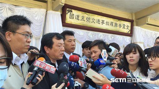 旅行商業同業公會總會副理事長蕭博仁 記者張之謙攝
