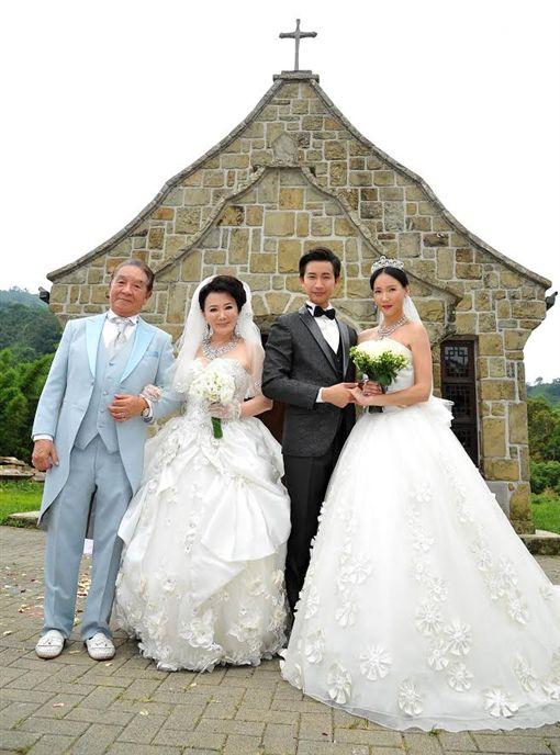 《700歲旅程》Darren邱凱偉、張本渝、張琴、與丁強圖/台視