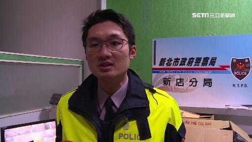 酒駕拒檢衝撞警 員警驚險破窗開槍逮人
