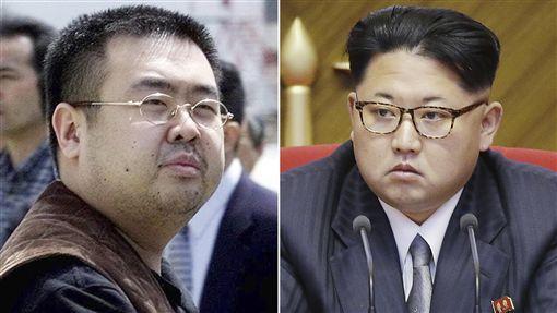 北韓領導人金正恩的同父異母哥哥金正男遭暗殺_美聯社