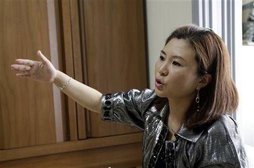 北韓女特務元正華(圖/美聯社/達志影像)