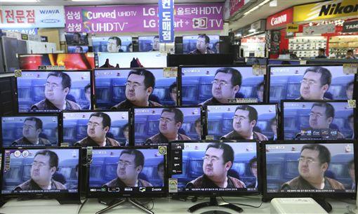 金正恩,金正男,北韓,馬來西亞,刺殺圖/美聯社/達志影像