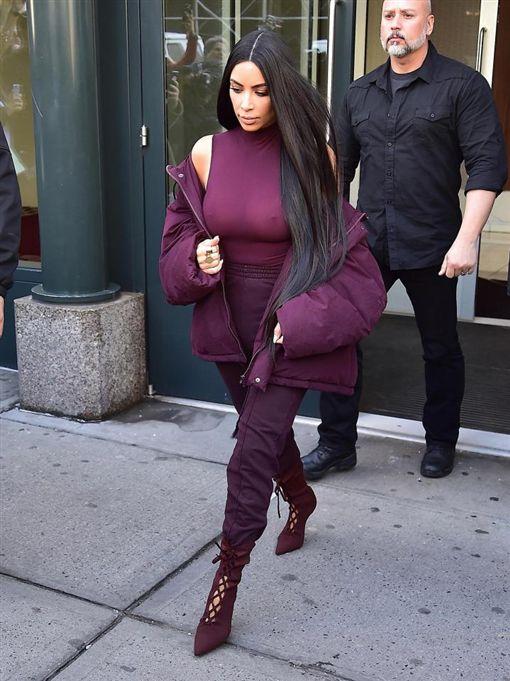 金卡達夏,Kim Kardashian,圖/The Sun