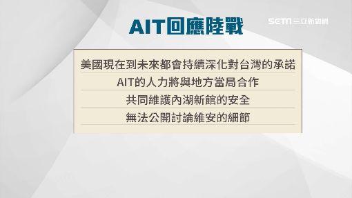 """美陸戰隊將進駐AIT 台美關係""""大使等級"""""""