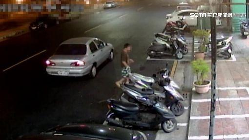 """男半個月連偷3車 專挑""""鑰匙沒拔""""車輛"""