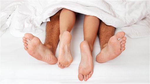 兩性、性愛、做愛、上床、性伴侶、性事、性行為(Shutterstock/達志影像)