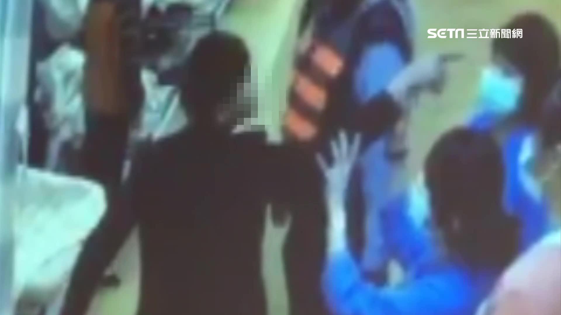 譴責醫療暴力!護理師遭醉漢勒脖怒罵