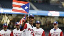 波多黎各在WBC第2輪擊退強敵多明尼加。(圖/美聯社/達志影像)