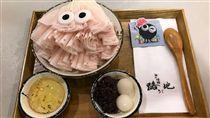 路地氷の怪物,怪物冰,創意冰品,台北。(圖/記者簡佑庭攝)
