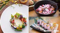 春季料理,春之饗宴。(圖/飯店公關照)