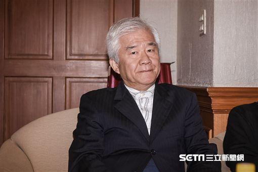 「司法真改革,檢座不濫權」記者會,前新竹市長蔡仁堅 圖/記者林敬旻攝