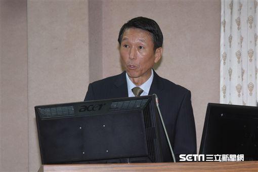 國防部副部長李喜明 圖/記者林敬旻攝