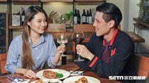 飲酒生活節,葡萄酒,紅酒,白酒。(圖/公關照)