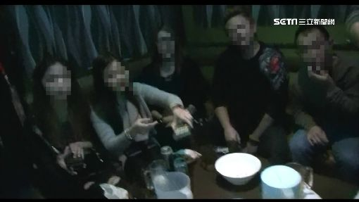 販毒集團膠囊藏毒開趴 13人遭警逮獲