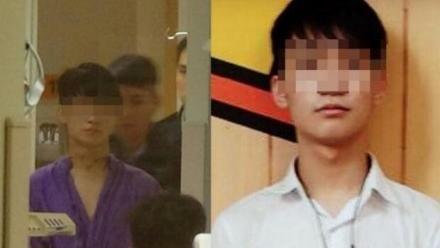 香港粉嶺地區同性情殺案/翻攝自微博
