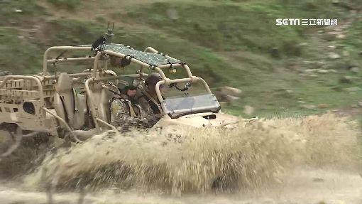 美陸戰神秘車「北極星」 越野車台亮相|三立新聞台