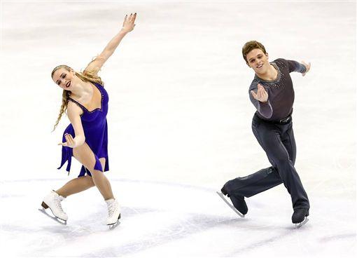 冰舞長曲賽程,冠軍由美國組合帕森斯兄妹 (Rachel PARSONS / Michael PARSONS) 奪得 (圖/協會提供)