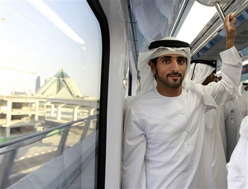 Hamdan bin Mohammed Al Maktoum,沙烏地阿拉伯,王子圖/路透社/達志影像