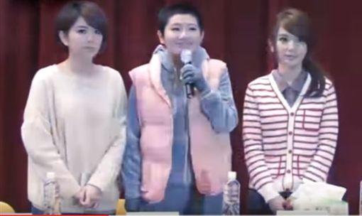 S.H.E,姐妹情圖/翻攝自YouTube