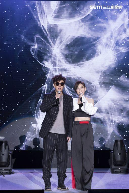 李佳薇,演唱會,蕭煌奇(圖/華納提供)