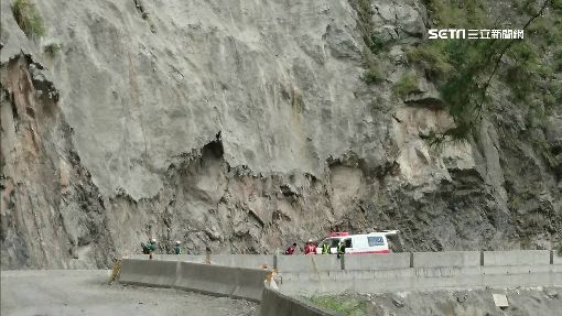 疑繩索沒固定! 工人40米山壁墜落亡